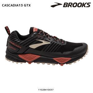 BROOKS(ブルックス)【2019/トレイルランニング】 CASCADIA 13 GTX(カスケディア 13ゴアテックス)1102841D【トレランシューズ】|linkfast
