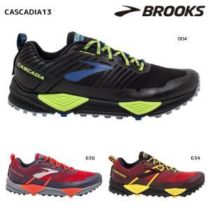 BROOKS(ブルックス)【2019/トレイルランニング】 CASCADIA 13(カスケディア 13)1102851D【トレランシューズ】|linkfast