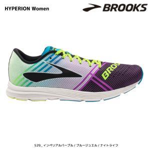 BROOKS(ブルックス)【2017/ランニングシューズ】 HYPERION Women (ハイペリオン ウィメンズ) 1202261B linkfast