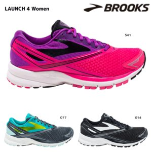 BROOKS(ブルックス)【在庫処分/ランフットウェア】 LAUNCH 4 Women(ローンチ 4 ウィメンズ)1202341B【ランニングシューズ】 linkfast