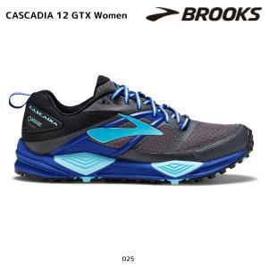 BROOKS(ブルックス)【在庫処分/トレランシューズ】 CASCADIA12 GTX Women(カスケディア12 ゴアテックスウィメンズ)1202521B【トレイルランニング/レディス】|linkfast
