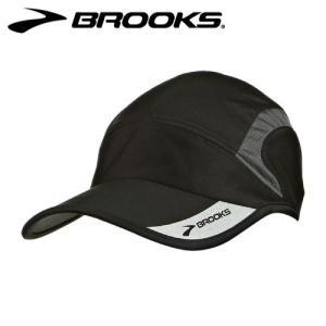 BROOKS (ブルックス) 【2014/キャップ/吸汗速乾消臭素材】 HVAC メッシュキャップ -ブラック- 280244001|linkfast