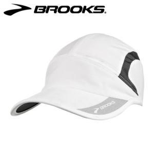 BROOKS (ブルックス) 【2014/キャップ/吸汗速乾消臭素材】 HVAC メッシュキャップ -ホワイト- 280244100|linkfast