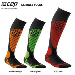 CEP (シーイーピー)【ウィンター/コンプレッション】 SKI RACE SOCKS (スキー レースソックス)【スノー/スキーソックス】|linkfast