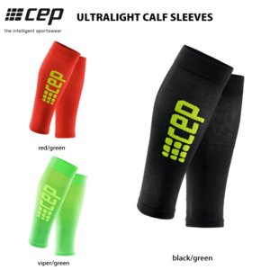 CEP (シーイーピー)【ランニング/コンプレッション】 ULTRALIGHT CALF SLEEVES (ウルトラライト カーフスリーブ)|linkfast