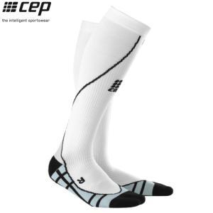 CEP (シーイーピー) 【ソックス/コンプレッション/注目商品】 TEAMSPORTS SOCKS (チームスポーツソックス) -ホワイト-|linkfast