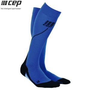 CEP (シーイーピー) 【ソックス/コンプレッション/注目商品】 RUN SOCKS 2.0 (ランソックス 2.0) -ブルー/ブラック-|linkfast