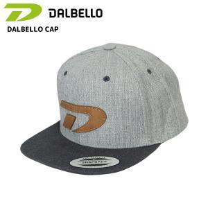 18-19 DALBELLO(ダルベロ)【キャップ/数量限定品】 DALBELLO CAP(ダルベロキャップ)1976720【スポーツ帽子】 linkfast