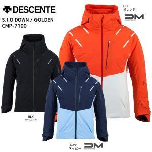17-18 DESCENTE(デサント)【在庫処分品/ウェア】 S.I.O DOWN/GOLDEN(ジオダウン/ゴールデン)CMP-7100【スキーウェア】|linkfast