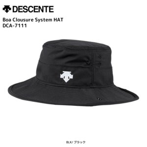17-18 DESCENTE(デサント)【数量限定/即納商品】 Boa Clousure System HAT (ボアクロージャーシステム ハット) DCA-7111|linkfast