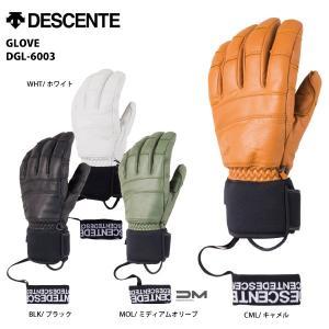 16-17 DESCENTE(デサント)【グローブ/数量限定】 GLOVE (グローブ) DGL-6003|linkfast
