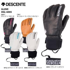 16-17 DESCENTE(デサント)【在庫処分/グローブ】 GLOVE (グローブ) DGL-6005|linkfast