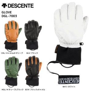 17-18 DESCENTE(デサント)【グローブ/予約商品】 GLOVE (グローブ) DGL-7003|linkfast