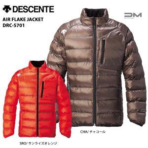 15-16 DESCENTE (デサント) 【最終処分/ミドルウェア】 AIR FLAKE JACKET (エアーフレーク ジャケット) DRC-5701 linkfast
