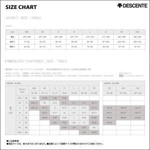 15-16 DESCENTE (デサント) 【最終処分/ミドルウェア】 AIR FLAKE JACKET (エアーフレーク ジャケット) DRC-5701 linkfast 02