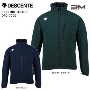17-18 DESCENTE(デサント)【数量限定/即納商品】 S.I.O MID JACKET (ジオミッド ジャケット) DRC-7702|linkfast