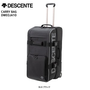 19-20 DESCENTE(デサント)【予約商品/数量限定】 CARRY BAG(キャリーバック)DWEOJA10【大型キャスターバック】|linkfast