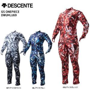 18-19 DESCENTE(デサント)【レース/数量限定品】 GS ONEPIECE(GSワンピース)DWUMJJ69【レーシングウェア】|linkfast