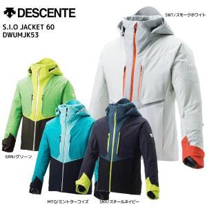18-19 DESCENTE(デサント)【在庫処分品/ウェア】 S.I.O JACKET 60(ジオジャケット60)DWUMJK53【スキージャケット】|linkfast