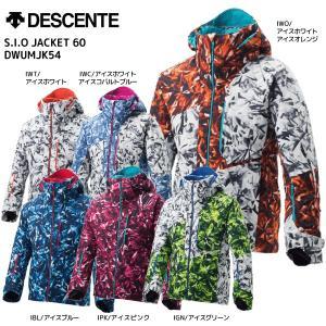 18-19 DESCENTE(デサント)【在庫処分品/ウェア】 S.I.O JACKET 60(ジオジャケット60)DWUMJK54【スキージャケット】 linkfast