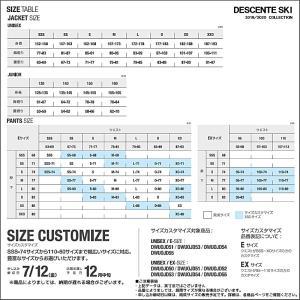 19-20 DESCENTE(デサント)【早期予約品/レース】 GS ONEPIECE(GSワンピース)DWUOJJ69【レーシングスーツ】|linkfast|03