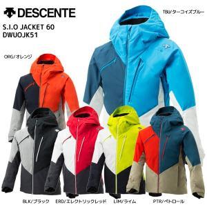 19-20 DESCENTE(デサント)【早期予約品/ウェア】 S.I.O JACKET 60(ジオジャケット60)DWUOJK51【スキージャケット】|linkfast