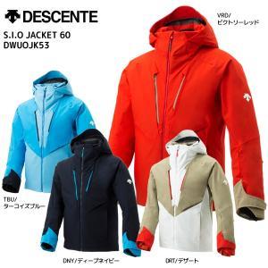 19-20 DESCENTE(デサント)【早期予約品/ウェア】 S.I.O JACKET 60(ジオジャケット60)DWUOJK53【スキージャケット】 linkfast