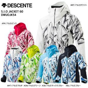 19-20 DESCENTE(デサント)【早期予約品/ウェア】 S.I.O JACKET 60(ジオジャケット60)DWUOJK54【スキージャケット】|linkfast