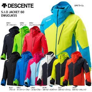 19-20 DESCENTE(デサント)【早期予約品/ウェア】 S.I.O JACKET 60(ジオジャケット60)DWUOJK55【スキージャケット】|linkfast