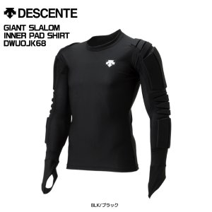 19-20 DESCENTE(デサント)【早期予約品/レース】 GS INNER PAD SHIRT(GSインナーパッドシャツ)DWUOJK68【レーシングインナー】|linkfast