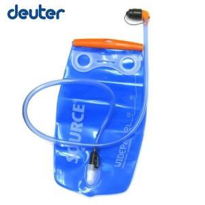 DEUTER (ドイター) 【ハイドレーション/チューブ式水筒】 ストリーマー2.0L トランスパレント D-SH-251|linkfast