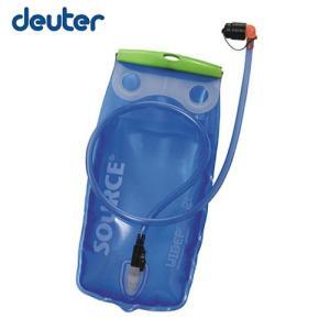 DEUTER (ドイター) 【チューブ式水筒/数量限定】 ストリーマー3.0L トランスパレント D-SH-252|linkfast