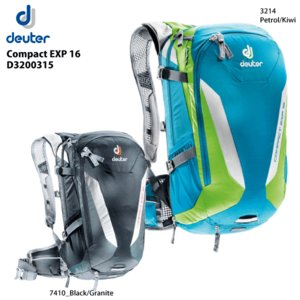 DEUTER(ドイター)【バイクバックパック/数量限定】 Compact EXP16 (コンパクトEXP16) D3200315 linkfast