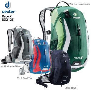 DEUTER(ドイター)【バイクバックパック/数量限定】 Race X (レースX) D32123|linkfast