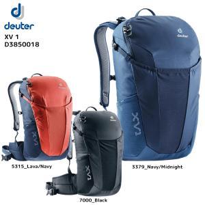 DEUTER(ドイター)【トラベル/ビジネス/数量限定】 XV 1(Xベンチャー1)D3850018【バックパック/タウンユース】|linkfast