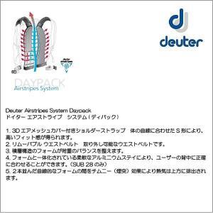 DEUTER(ドイター)【トラベル/ビジネス/数量限定】 XV 1(Xベンチャー1)D3850018【バックパック/タウンユース】|linkfast|04