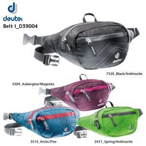 DEUTER(ドイター)【ウェストバック/ヒップバック】 Belt I(ベルトI)D39004【ヒップベルト】|linkfast