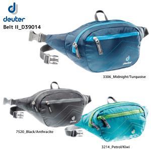 DEUTER(ドイター)【ウェストバック/ヒップバック】 Belt II (ベルトII) D39014|linkfast