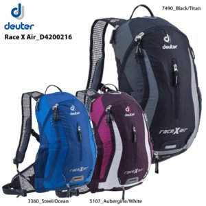 DEUTER(ドイター)【バイクバックパック/数量限定】 Race X Air (レースX エアー) D4200216 linkfast