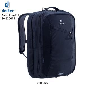 DEUTER(ドイター)【旅行トラベル/ビジネスパック】 Switchback II (スイッチバック II) D4820015|linkfast