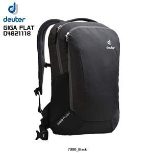 DEUTER(ドイター)【トラベル/ビジネス/数量限定】 GIGA FLAT(ギガフラット)D4821118【ビジネスバックパック】|linkfast