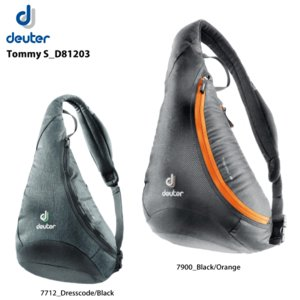 DEUTER(ドイター)【ワンショルダー/タウンユース】 Tommy S (トミーS) D81203|linkfast