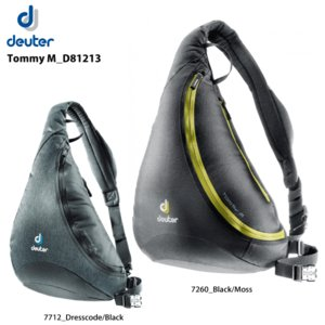 DEUTER(ドイター)【ワンショルダー/タウンユース】 Tommy M (トミーM) D81213|linkfast