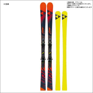 19-20 FISCHER(フィッシャー)【早期予約/金具付】 RC4 THE CURV DTX RACETRACK(RC4 ザカーブDTX レーストラック 金具付)【スキー板/取付料無料】|linkfast|02