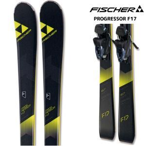 17-18 FISCHER(フィッシャー)【金具付/数量限定】 PROGRESSOR F17 (プログレッサーF17 金具付)|linkfast