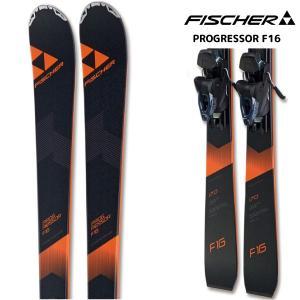 17-18 FISCHER(フィッシャー)【金具付/数量限定】 PROGRESSOR F16 (プログレッサーF16 金具付)|linkfast