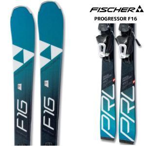 18-19 FISCHER(フィッシャー)【在庫処分/金具付】 PROGRESSOR F16(プログレッサー F16 金具付)【スキー板/金具取付料無料】|linkfast