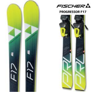 18-19 FISCHER(フィッシャー)【金具付/数量限定】 PROGRESSOR F17(プログレッサー F17 金具付)【スキー板/金具取付料無料】|linkfast