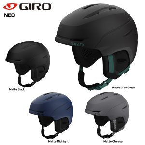 19-20 GIRO(ジロ)【早期予約商品/スノーヘルメット】 NEO Asian Fit(ネオアジアンフィット)【スキー/スノーボード】|linkfast