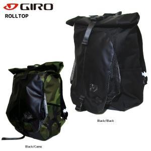 16-17 GIRO(ジロ)【ヘルメット収納可/数量限定品】 ROLLTOP (ロールトップ)|linkfast